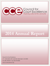 A Year In Review: CCE 2014 Annual Report