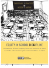 CCE Releases Equity in School Discipline Report