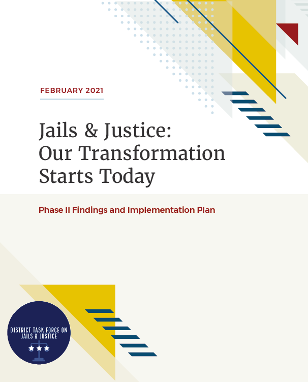 Jails & Justice: Our Transformation Starts Today