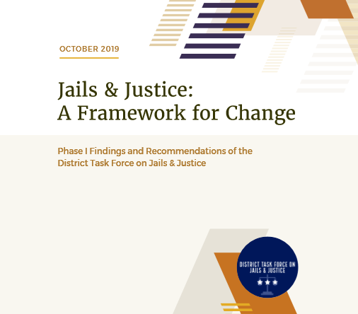 Jails & Justice: A Framework for Change