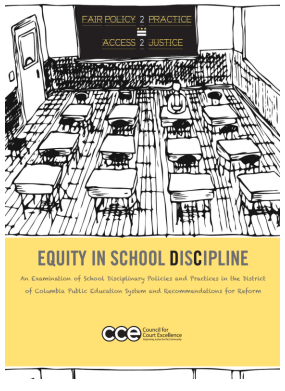 School Discipline Report Executive Summary