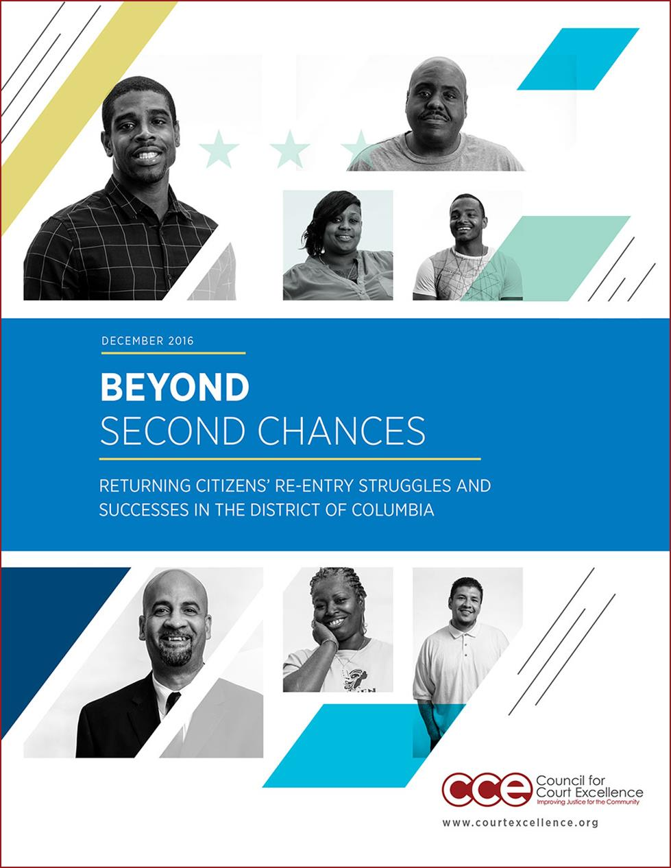 Beyond Second Chances: Returning Citizens' Re-entry Struggles and Successes in the District of Columbia